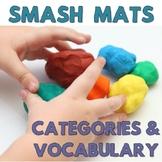 Preschool Basic Categories & Vocab Smash Mats + Sorts, Col