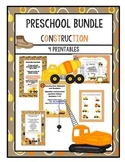 Preschool Bundle Construction