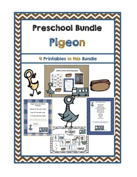 Preschool Bundle Pigeon