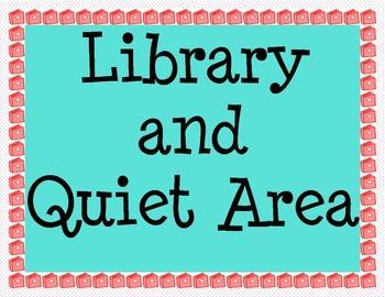Preschool Centers Labels