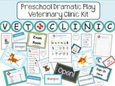 Preschool Dramatic Play Vet Clinic Kit