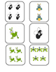 Preschool Group Time Activity #4 ~ Frog's Lunch
