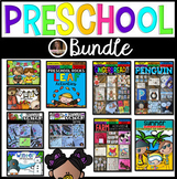 Preschool Centers and Activities Bundle {Growing}