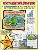 Preschool Homeschool 9-Week Exploring Our Earth Curriculum