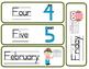 Preschool/Kindergarten Word Wall