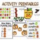 Preschool Lesson Plans - Fall Fruit