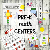 Preschool Math Mega Pack