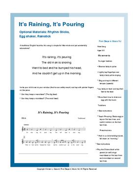 Preschool Music II