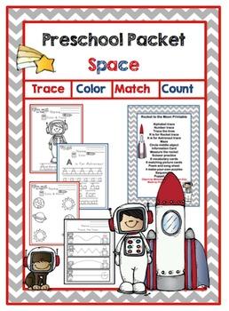 Preschool Packet Space