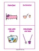 Preschool Princess Chore Chart and Cards