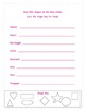 Preschool Review Packet