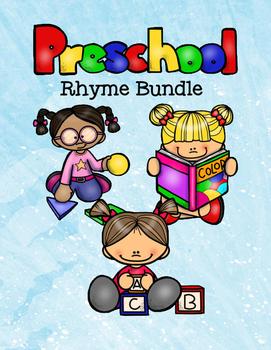 Preschool Rhyme Bundle