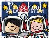 Preschool Solar System (Write the Room)