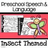 Preschool Speech and Language Bugs