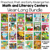 Preschool Themes MEGA BUNDLE of 23 Activity Packs