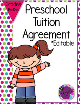 Preschool Tuition Agreement