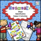 Geometry: Shape Identification Games and Activities