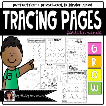 Preschool tracing and much more