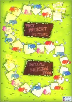 Present, Past, Future (Board Game)