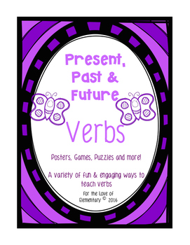 Present, Past and Future Verbs