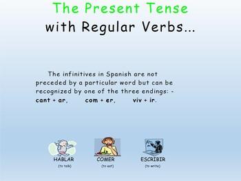 Present Tense / Simple Present