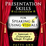 Oral Communication Presentation Skills ~ Speaking & Using