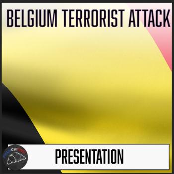 Presentation on the terrorist attacks in Brussels