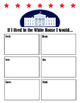President Activity Packet