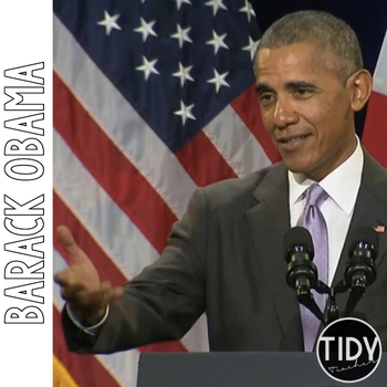 President Barack Obama PebbleGo Research Hunt