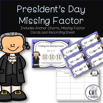 President Day Missing Factors