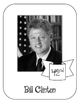 President Bill Clinton Lapbook and Interactive   Notebook