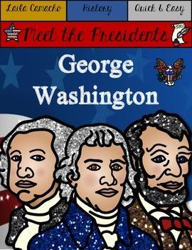 President: George Washington