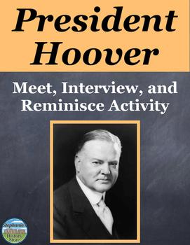 President Herbert Hoover Activity