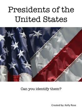 President Identification: Last Name