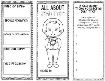 President John Tyler - Biography Research Project - Intera