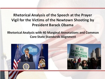 President Obama's Sandy Hook Elementary School Prayer Vigi