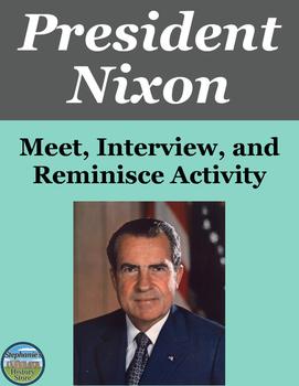 President Richard Nixon Activity