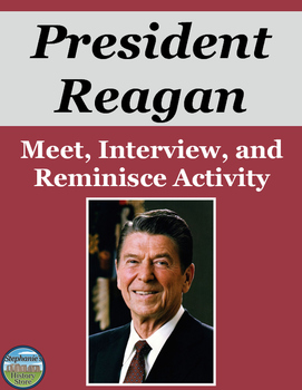 President Ronald Reagan Activity