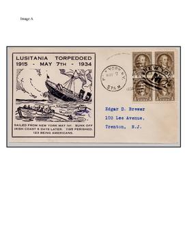 President Wilson - Lusitania to 14 Points