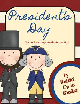 President's Day Flip Books