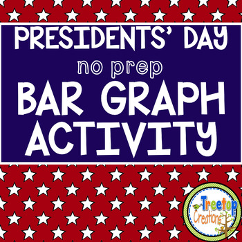 Presidents' Day Bar Graph