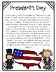 President's Day Mini Pack
