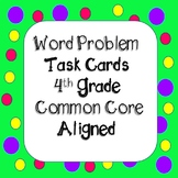 President's Day Critical Thinking  Math Word Problem Task Cards