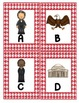 Presidential Alphabet Scavenger Hunt:  Upper and Lowercase