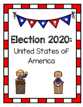 Presidential Election 2016 - Trump vs. Clinton - Word Sear