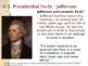 Presidential Facts Sheets - Washington to Trump