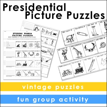 Vintage Puzzles - Presidents