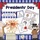 Presidents Day Kindergarten