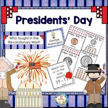 Presidents Day Kindergarten