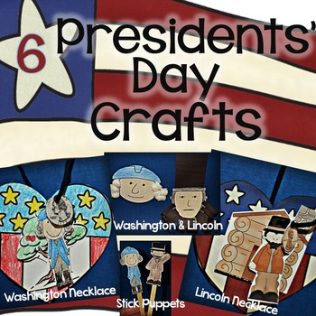 Presidents' Day Crafts